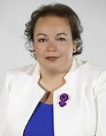 Silvia Buabent: Concejala de Igualdad. Presidenta de la Junta El Naranjo-La Serna