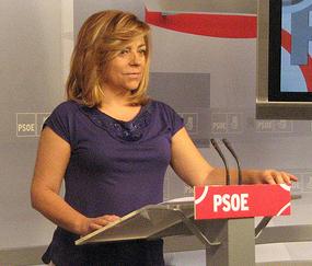 Rueda presnsa Elena Valenciano