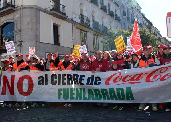 No al cierre de Cocacola_web