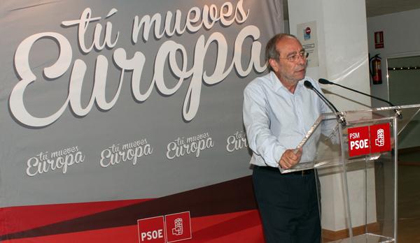 Manuel Robles TumuevesEuropa