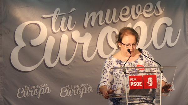 Silvia Buabent, Concejala de Igualdad - PSOE