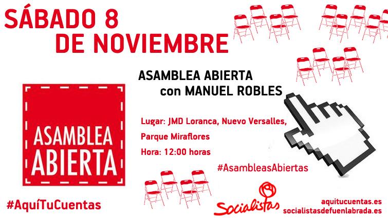 Asamblea Abierta 8 de Noviembre