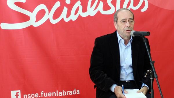 """Manuel Robles """"Nosotros hemos estado en los barrios, somos gente de los barrios y queremos seguir estando en ellos"""" Este sábado 15 de noviembre, Manuel Robles, actual alcalde de Fuenlabrada […]"""