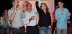 Juventudes Socialistas de Fuenlabrada celebró el viernes 15 de mayo el Mitin-Fiesta Joven junto a nuestro candidato a la alcaldía de Fuenlabrada Manuel Robles en el Espacio Joven La Plaza. […]