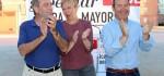 El sábado 16 de mayo, celebramos un Mitin/Fiesta con nuestro candidato a la alcaldía de Fuenlabrada Manuel Robles en el Parque de la Botellera. Le acompañaron la candidata a la […]
