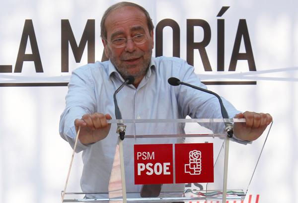 acto Arroyo con Manuel Robles