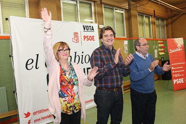 El trigal PSOE