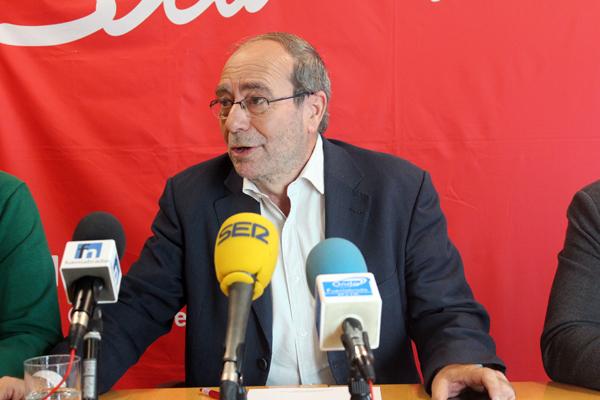 PSOE Manuel Robles