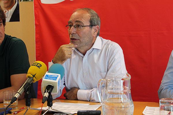 Rueda prensa Robles PSOE