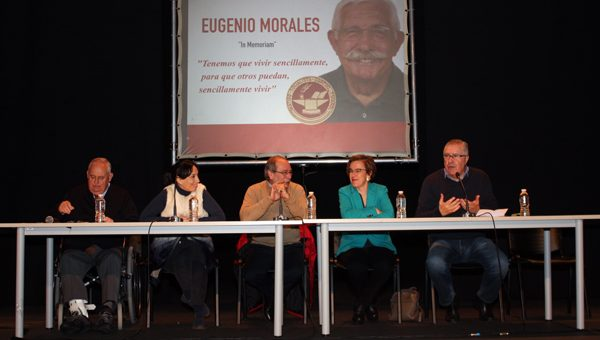 Acto-Homenaje a Eugenio Morales celebrado el sábado 28 de enero de 2017 en el Centro Cívico La Serna de Fuenlabrada. Presentación: José Manzanares, Ex Director de la Escuela Julián […]