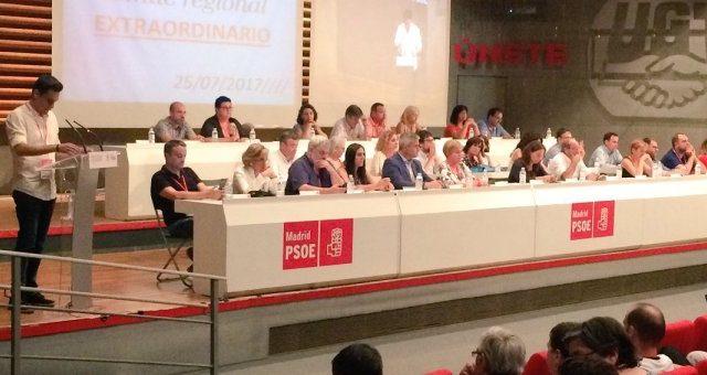 El Comité Regional del PSOE-M ratifica el calendario de primarias y congreso ya aprobado por la Comisión Ejecutiva Regional El PSOE de Madrid ya tiene aprobado su calendario de primarias […]