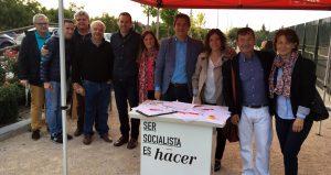 El alcalde Javier Ayala ha participado este martes en el inicio de campaña en las inmediaciones del CEIP Juan de la Cierva. Los vecinos y vecinas de los barrios Vivero, […]