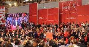 El PSOE ha proclamado hoy a sus candidatos y candidatas a las presidencias autonómicas en las elecciones del próximo mes de mayo,en un acto multitudinario en Fuenlabrada, que ha contado […]