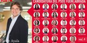 El alcalde de Fuenlabrada y candidato del PSOE a las elecciones del 26 de mayo, Javier Ayala, presentó la lista de su candidatura el pasado viernes 5 de abril ante […]