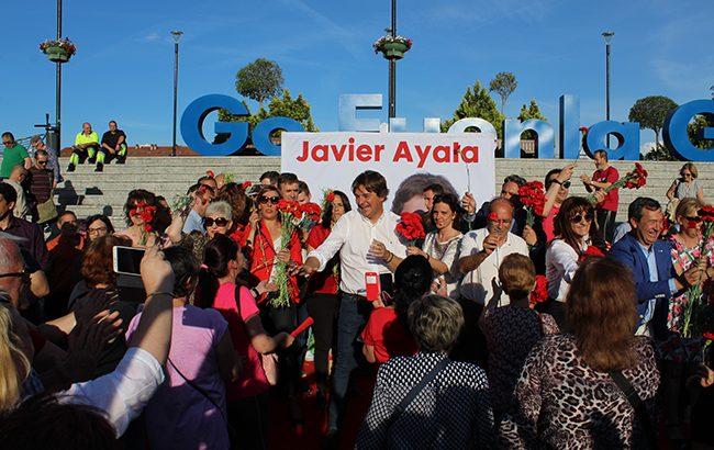 Cerca de tres mil vecinos y vecinas de la localidad han arropado a los/as socialistas de Fuenlabrada y su candidato Javier Ayala, en el acto de cierre de campaña a […]
