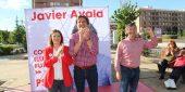 El domingo 19 de mayo se celebró un acto en el parque de la calle Hospital frente a la JMD Vivero, Hospital, Universidad. Intervinieron:el candidato a la alcaldía Javier Ayala, […]