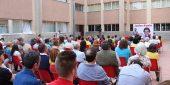 Acto de campaña en el Colegio Cervantes con los vecinos y vecinas de los barrios Arroyo, las Eras, la Fuente. Hn intervenido el candidato a la alcaldía de Fuenlabrada Javier […]