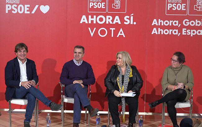 La Justicia Social ha sido el centro del encuentro que el socialismo madrileño ha mantenido este miércoles 6 de noviembre, en la Junta Municipal de Distrito de Loranca, Nuevo Versalles, […]